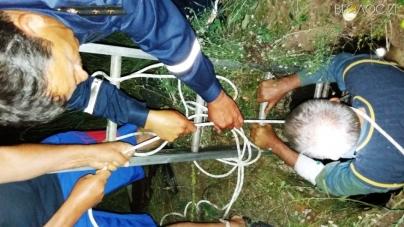 У Баранівці пенсіонер впав з 6-метрової висоти у підземний резервуар