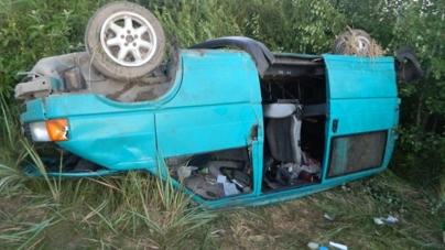 ДТП у Лугинському районі: загинули двоє людей, а троє отримали травми