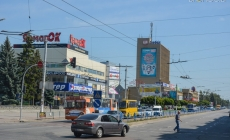 Житомиряни пропонують оновити сквер на Майдані Згоди так, щоб він не мав радянського вигляду
