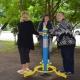У Житомирі відкрили спортивний майданчик для дітей з особливими потребами