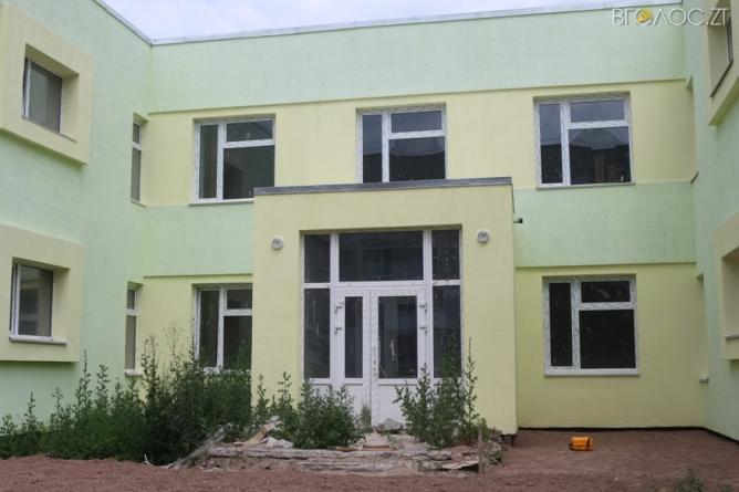 Відкриття садочка №58, що на Крошні, знову перенесли