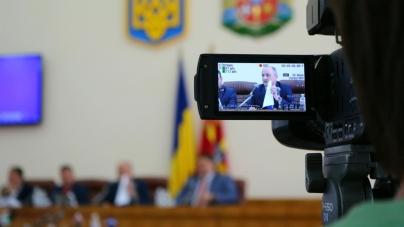 Ширма скликає сесію обласної ради на кінець жовтня