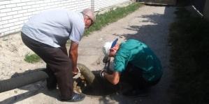 У Житомирі деякі будинки залишаться без води. Водоканал ліквідовує пориви