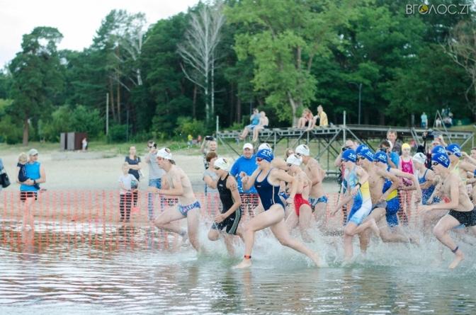 У Житомирі знову проведуть турнір з плавання на відкритій воді