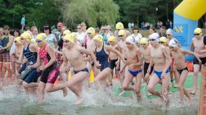 У Житомирі відбувся турнір з плавання «Тетерів OPEN»