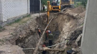 У Житомирі більше тижня перекладатимуть трубопровід: кілька днів будуть проблеми із водою