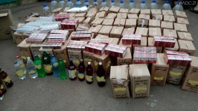 На Житомирщині викрили групу ділків, які організували розповсюдження фальсифікованого алкоголю (ФОТО)