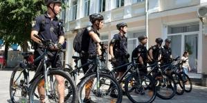 Копи патрулюватимуть вулицями Житомира на велосипедах (ФОТО)