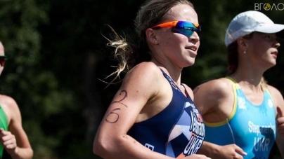 Жіноча команда з Житомирщини зайняла 1 місце у чемпіонаті України з триатлону