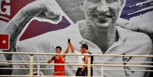 У Бердичеві змагаються боксери з різних країн світу (ФОТО)