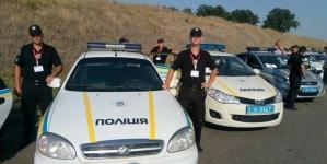 Житомирські поліцейські охорони стали бронзовими призерами відомчих автоперегонів