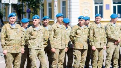 У Житомирі десантники відзначили своє свято (ФОТО)