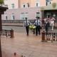 У Житомирі вшанували пам'ять загиблих працівників органів внутрішніх справ (ФОТО)