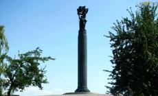 Монумент Вічної Слави знаходиться на одній з найвищих точок Житомира (ФОТО)