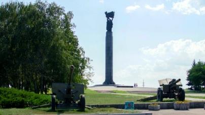 У Житомирі запропонували створити музей військової техніки просто неба