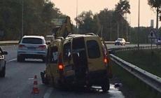 У ДТП потрапила родина житомирян: загинула 3-річна дівчинка