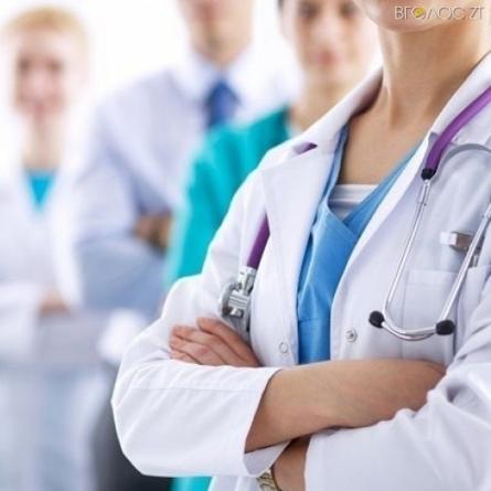 У 15 лікарнях Житомирщини не вистачає медпрацівників