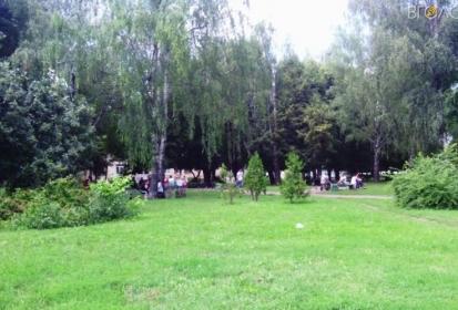 Що думають депутати та члени виконкому про сквер на Лятошинського