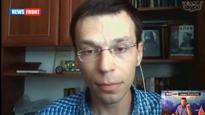 Житомирського блогера Муравицького, якого підозрюють у державній зраді, взяли під варту