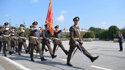 160 курсантів військового інституту склали присягу на вірність українському народу (ФОТО)