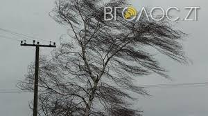 На Житомирщині оголосили штормове попередження!