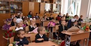 У вересні до перших класів піде понад 15 тисяч дітей області