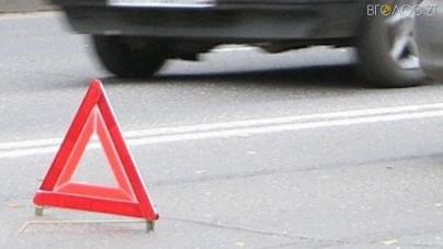 У Малині жінка загинула під колеса авто, водій втік з місця ДТП