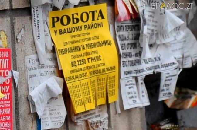 У Житомирській області більше тисячі людей з інвалідністю шукають роботу, – центр зайнятості