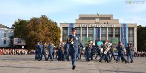 Житомир: у фестивалі Духових оркестрів взяли участь понад півтисячі музикантів (ФОТО)