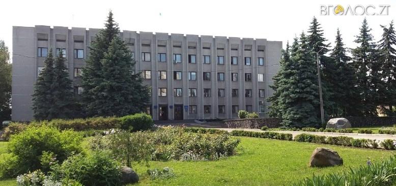 На проект реконструкції адмінприміщень райрад Житомира потрібно півмільйона