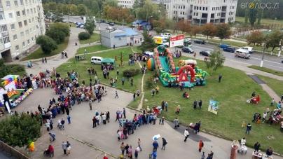 У Житомирі відсвяткували День мікрорайонів Корбутівка та Мальованка (ФОТО)