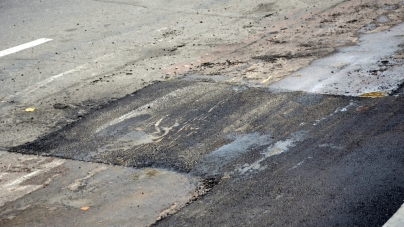 За понад чверть мільйона у Іршанську відремонтують асфальт біля дитсадочку