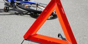 Правоохоронці встановлюють особу велосипедиста, якого насмерть збило авто під Житомиром