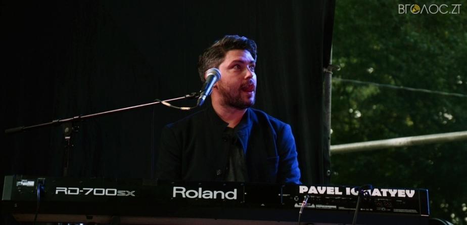 Jazzomyr: на Замковій горі для житомирян влаштували вечір джазу (ФОТО)