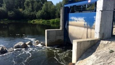 У Баранівці відкрили малу гідроелектростанцію