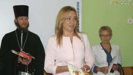 Людмила Кропивницька взяла участь у відкритті лабораторії для дітей із особливими потребами