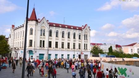 Виконком затвердив програму святкування Дня молоді у Житомирі