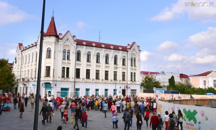 Стало відомо, як у Житомирі відначатимуть День міста (ПЛАН ЗАХОДІВ)