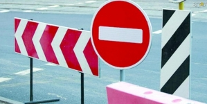 У Житомирі на кілька годин перекриють майдан Соборний та обмежать рух на інших вулицях