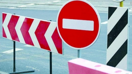 У центрі Житомира анонсували обмеження руху