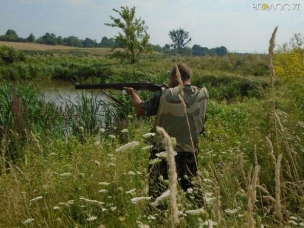 Під час полювання мисливець підстрелив рибалку