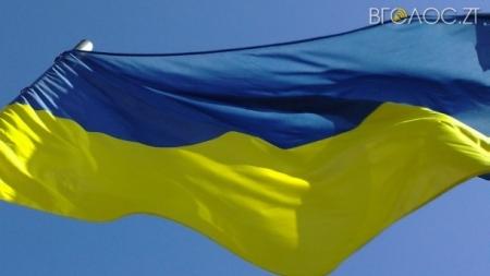 Через ситуацію із прапором керівникам Любарського району може перепасти на горіхи від облради