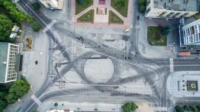 Петиція проти розмітки на Соборному майдані у Житомирі зібрала достатньо голосів