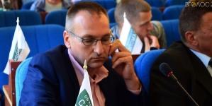 Однопартійці секретаря Житомирської міськради хочуть «дати прочухана» міському голові