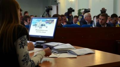 Депутати Житомирської міськради з другої спроби погодились на купівлю автобусів у лізинг