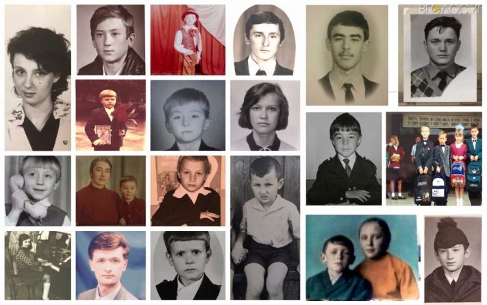 Шкільні роки житомирських політиків у фотографіях (ЕКСКЛЮЗИВ)