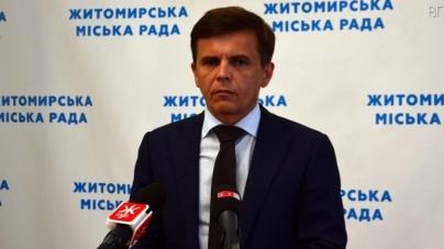 Міський голова Житомира виконав лише третину передвиборчих обіцянок (ІНФОГРАФІКА)
