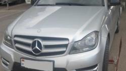 Житомирські прикордонники виявили крадений Mercedes, який 3 роки розшукував Інтерпол