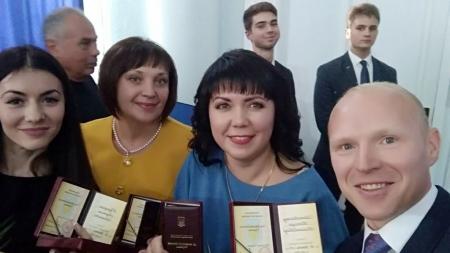 Із чотирьох переможців всеукраїнського конкурсу «Учитель року» троє — жителі області