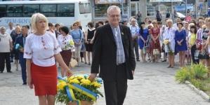 Новоград: міська рада придбала два кошики троянд за 6 тисяч